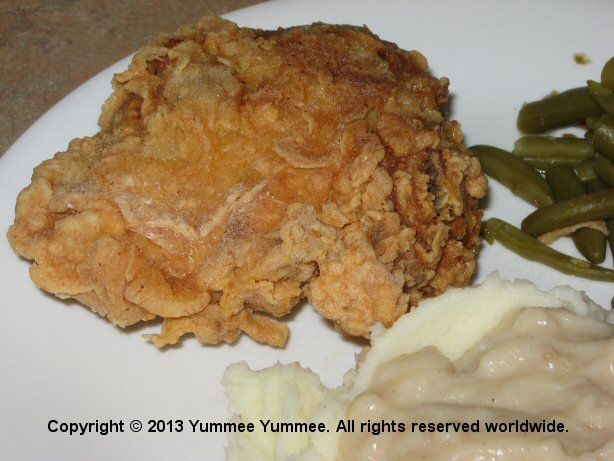 Try our Extra Crispy Fried Chicken - more FREE gluten-free recipes - click here!