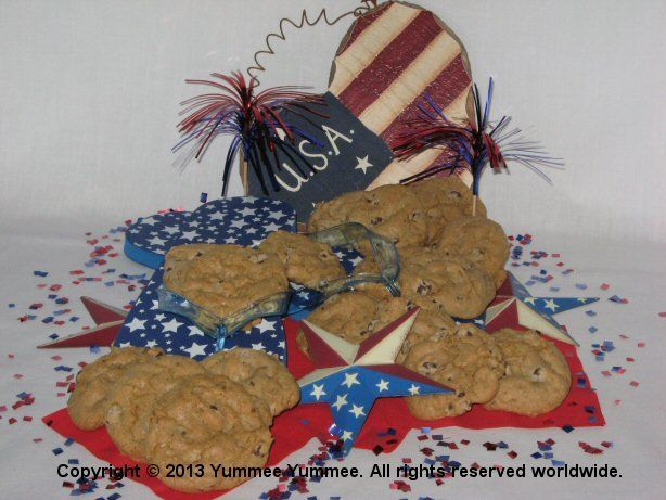 Chocolate Chip cookies – America's Favorite!