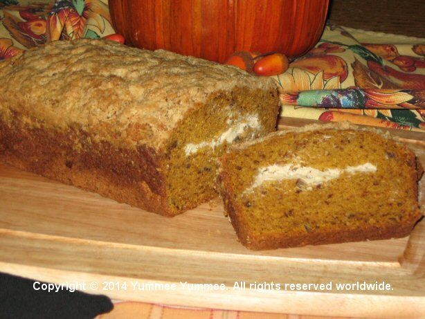 Brown Sugar Pumpkin Bread is a yummee Thanksgiving dessert or a perfect breakfast treat for Black Friday shopping.