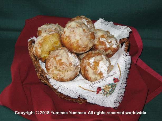 Oranges are a Christmas treat. Enjoy Fresh Clementine Muffins today!